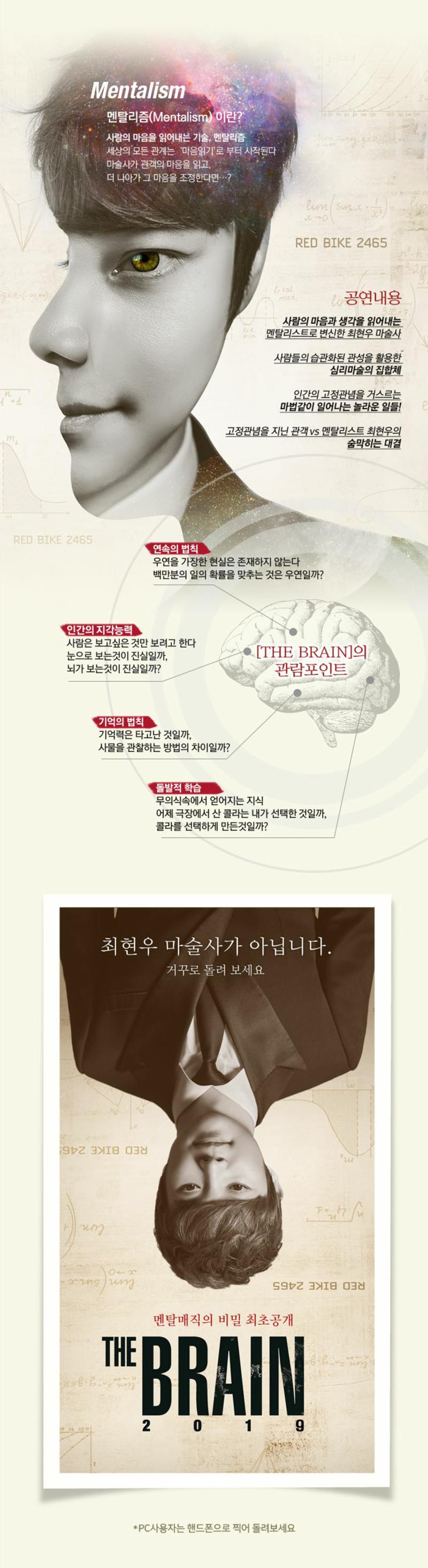 2019 최현우 <THE BRAIN> 상세보기